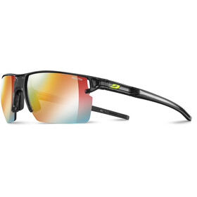 Julbo Outline Zebra Light Aurinkolasit Miehet, translucent black/black